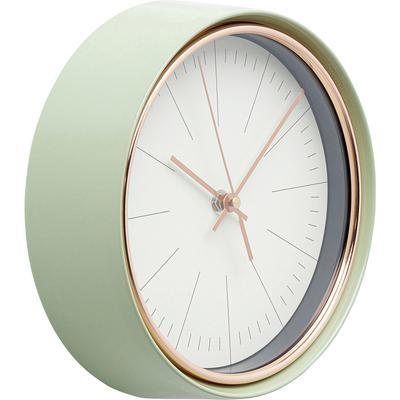 Reloj pared West Coast Kupfer Ø21cm