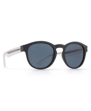 Sunglasses T2808A Matt Black-Clear - Invu