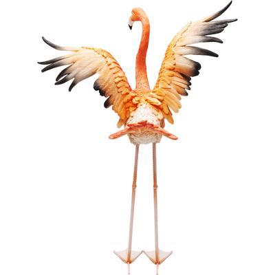Objeto decorativo Flamingo Road Fly 66cm