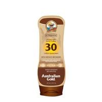 Australian Gold Sunscreen Lotion with Kona Coffee Bronzer 237ml
