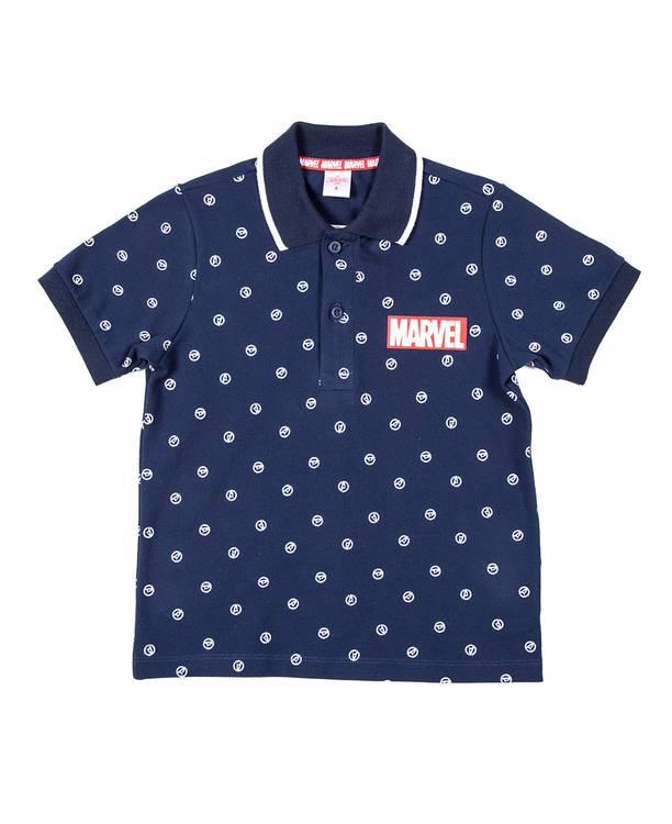 Camiseta Polo Niño Avengers