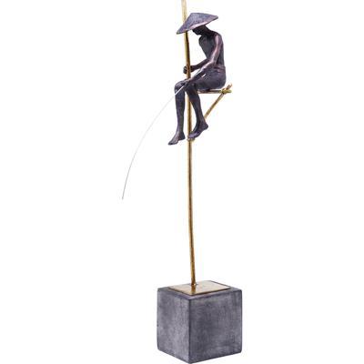 Figura decorativa Stilt Fisher Man 62cm