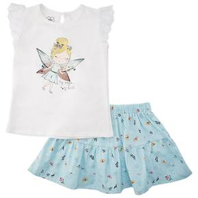 Conjunto Little Girl Mountain