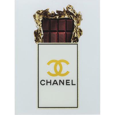 Cuadro cristal Chocolate 60x80cm