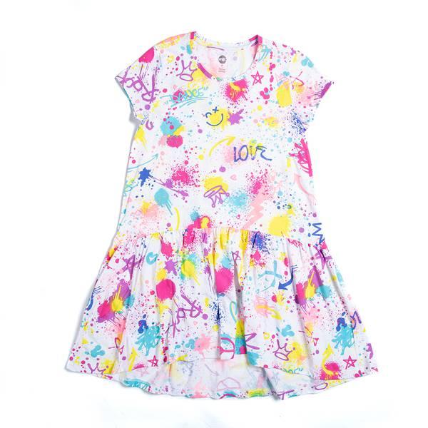 Vestido Niña Mic