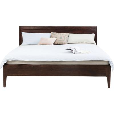 Brooklyn walnut nogal Cama 180x200cm