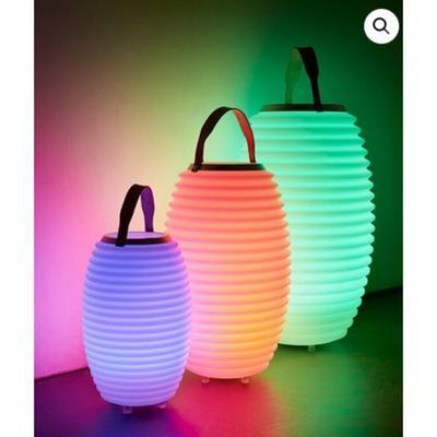 Lámpara pie The.Lampion Color 50 LED
