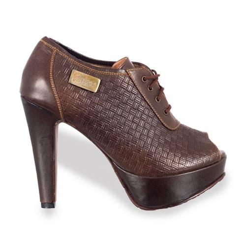 Zapato Full Moda Café