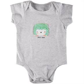 Body Unisex para Recien Nacido