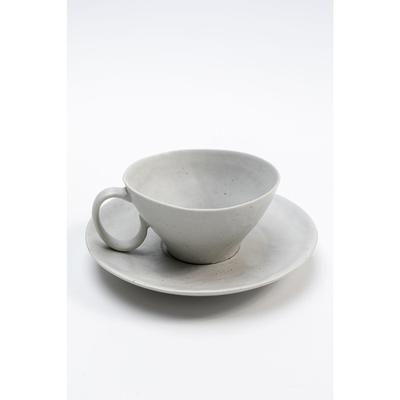 Taza café Eartha gris (2/Set)