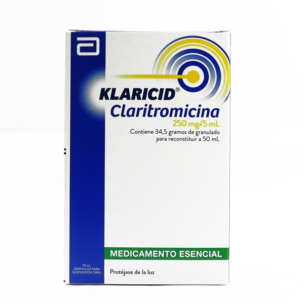 Klaricid Drogueria Salud Market Domicilio