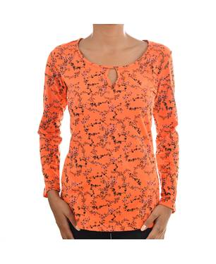 Blusa Dama Naranja