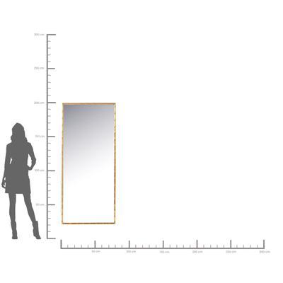 Espejo Hipster Bamboo 180x80cm