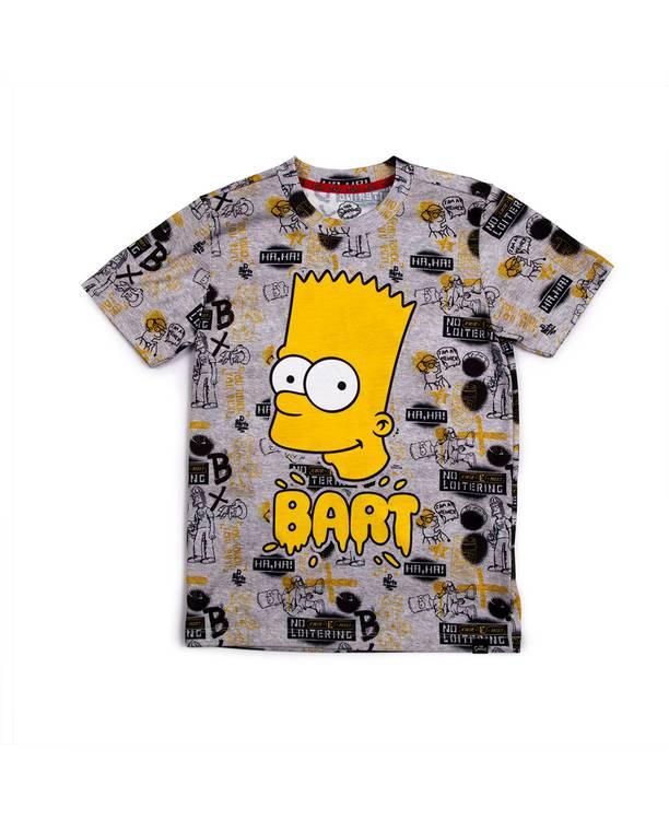 Camiseta Niño Simpson