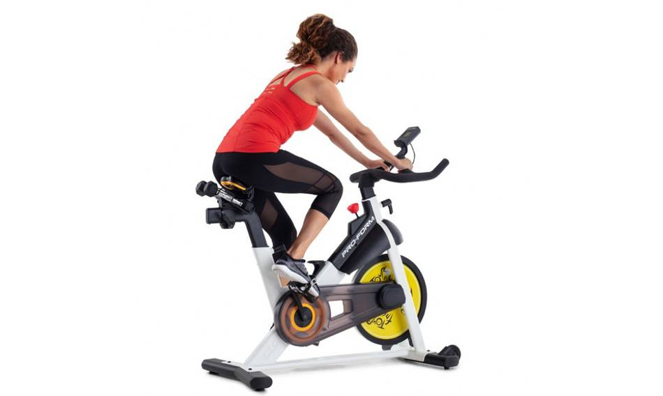 BICICLETA DE SPINNING TOUR DE FRANCE CLC