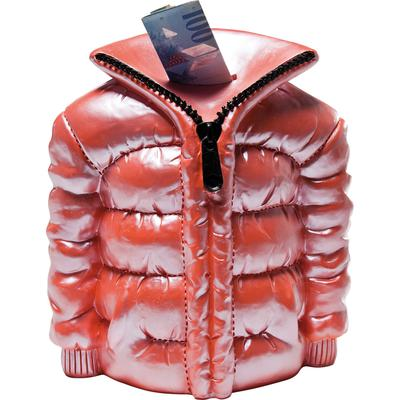Alcancía Anorak Light rosa