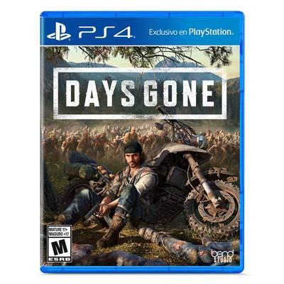 Days Gone PS4 Edicion Estandar