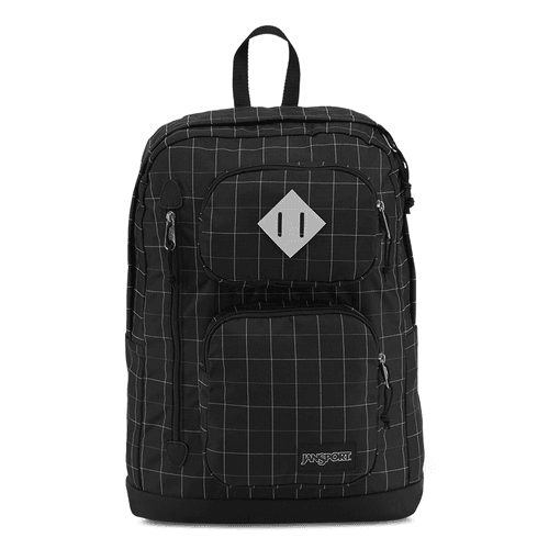 Morral Houston 13Y31Y Houston Black Reflective - JanSport
