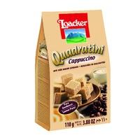 Galleta Quadratini Crema De Cappuccino 110g
