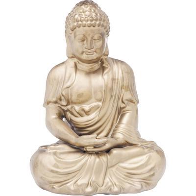 Figura decorativa Asia oro