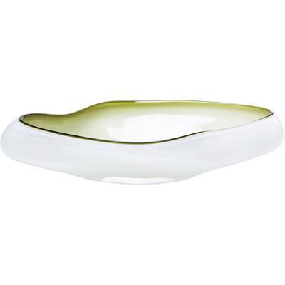 Cuenco Orangic verde