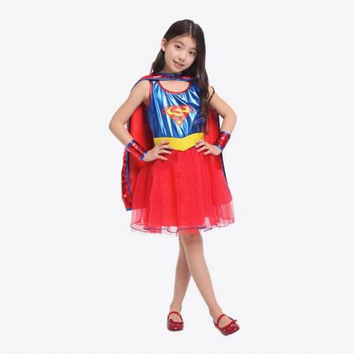 Disfraz Superchica