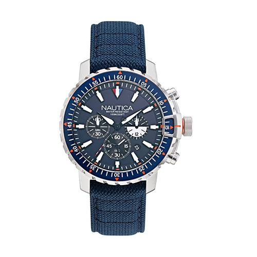 Reloj Icebreaker Azul - Plateado