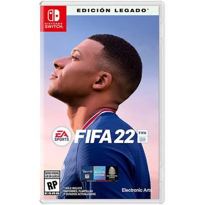 FIFA 22 Edicion Estandar Juego Fisico Nintendo Switch